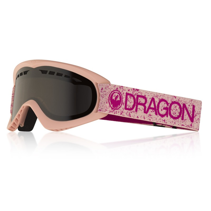 Gogle Dragon DX Pink Dark...