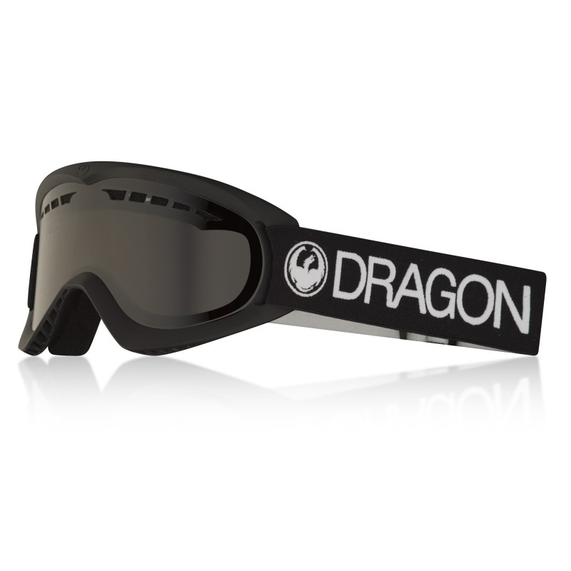 Gogle Dragon DX Black Dark...