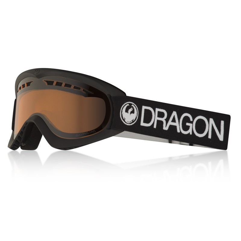 Gogle Dragon DX Black...