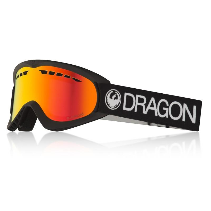 Gogle Dragon DXS Black...