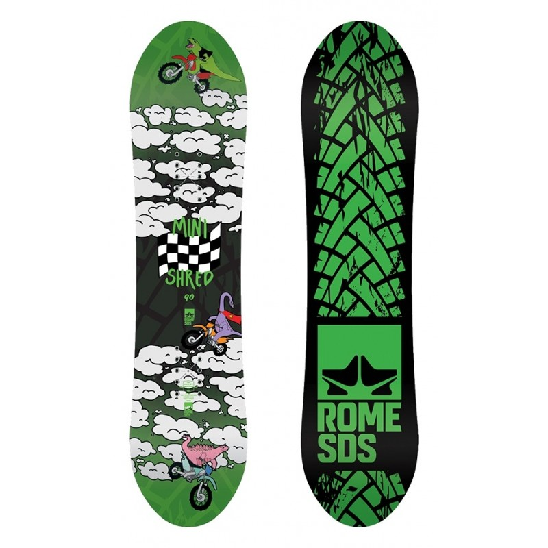 Rome SDS '20 Minishred Board