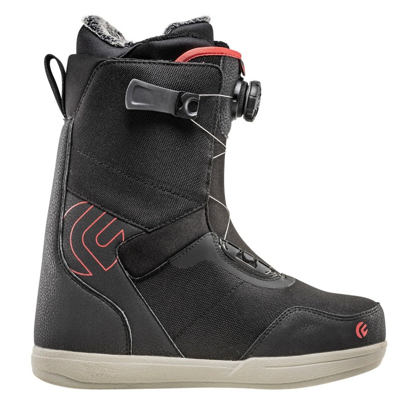 Flux FL BOA '20 Black-Red