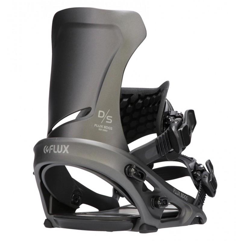 Flux DS metallic black '21
