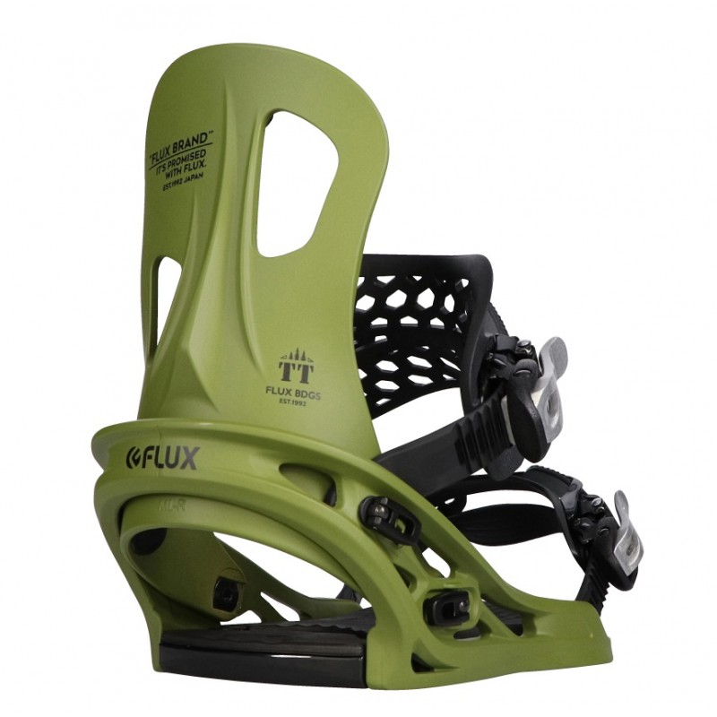 Flux TT army green '21