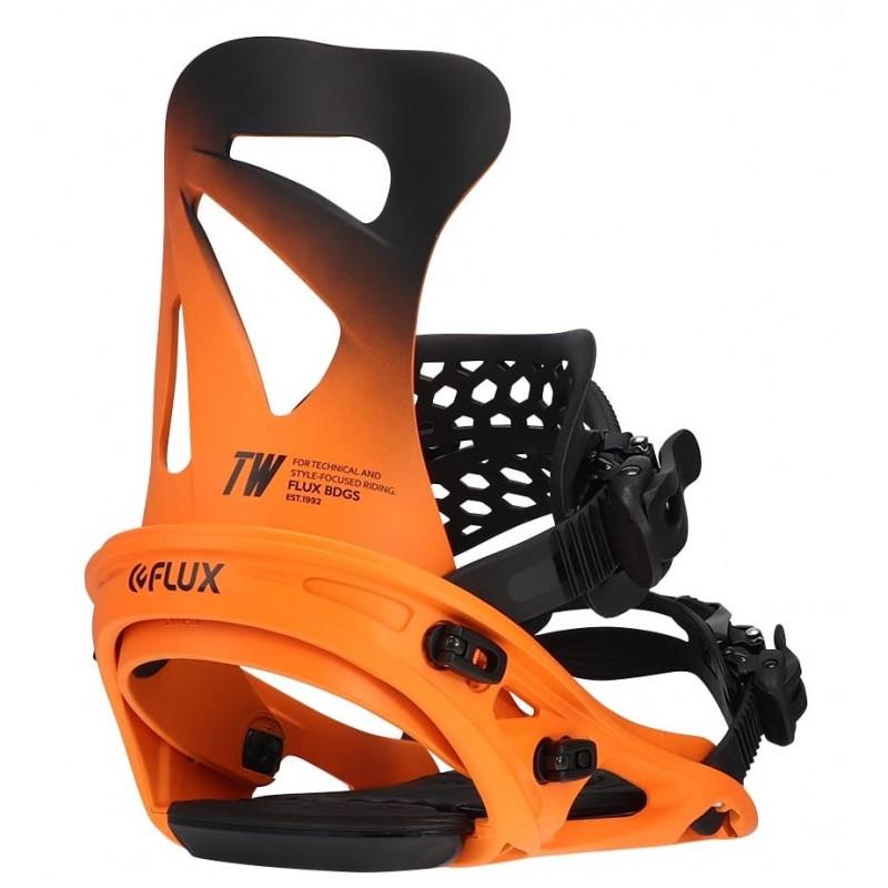Flux TW black/orange '22